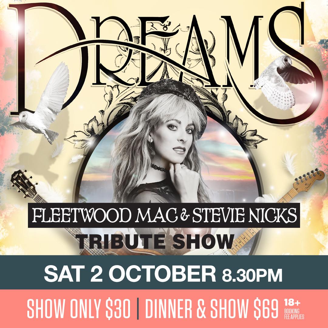 Dreams – A Fleetwood Mac & Stevie Nicks Tribute