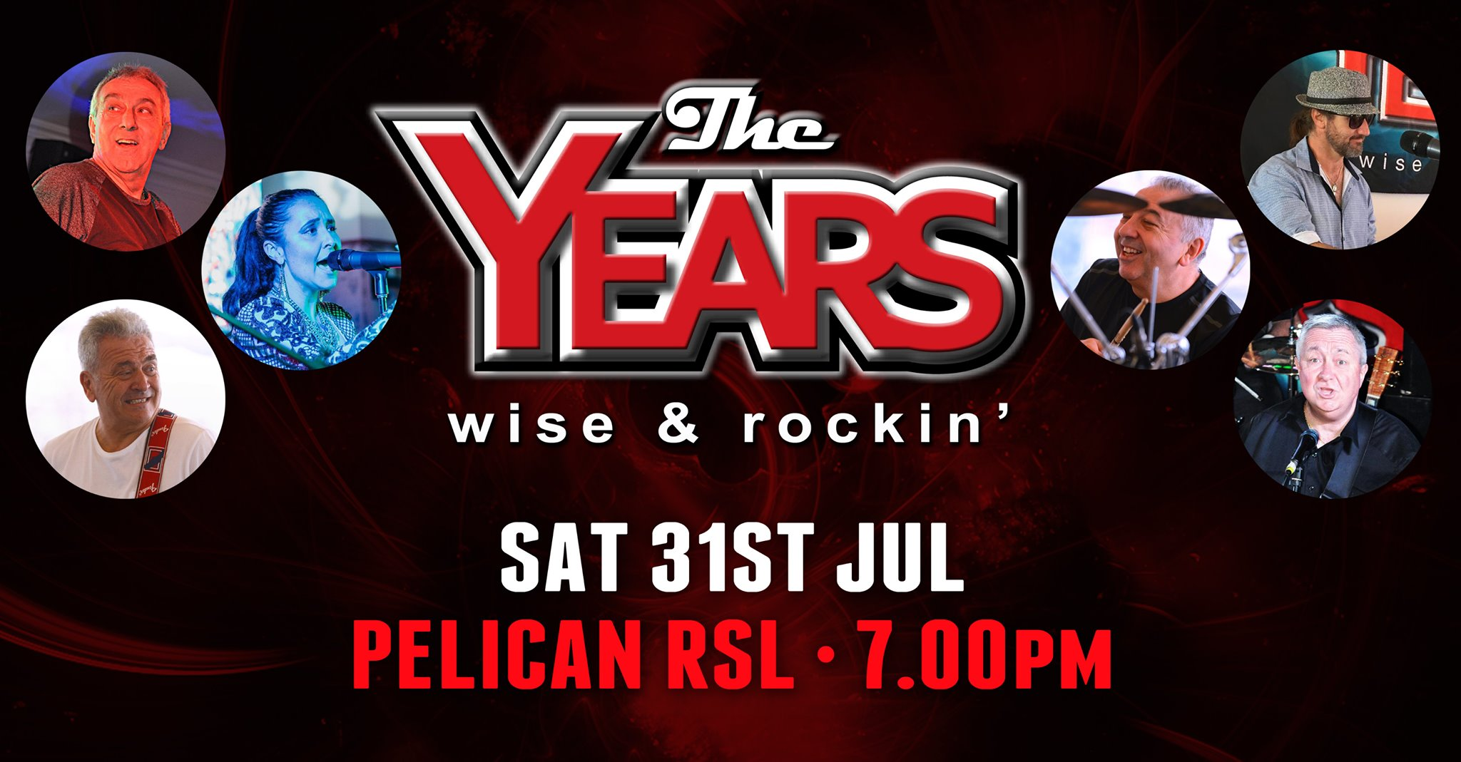 The Years at Pelican RSL