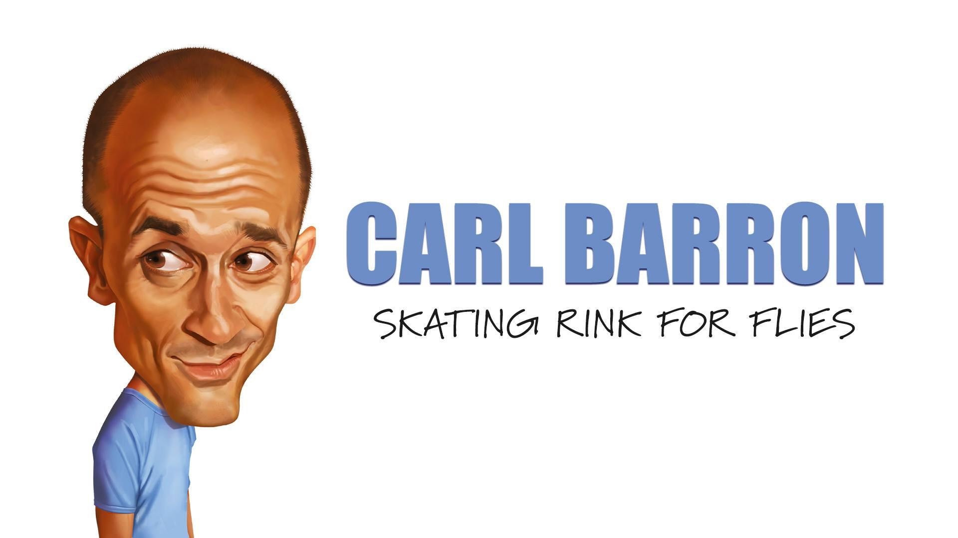 Carl Barron: Skating Rink for Flies – Newcastle