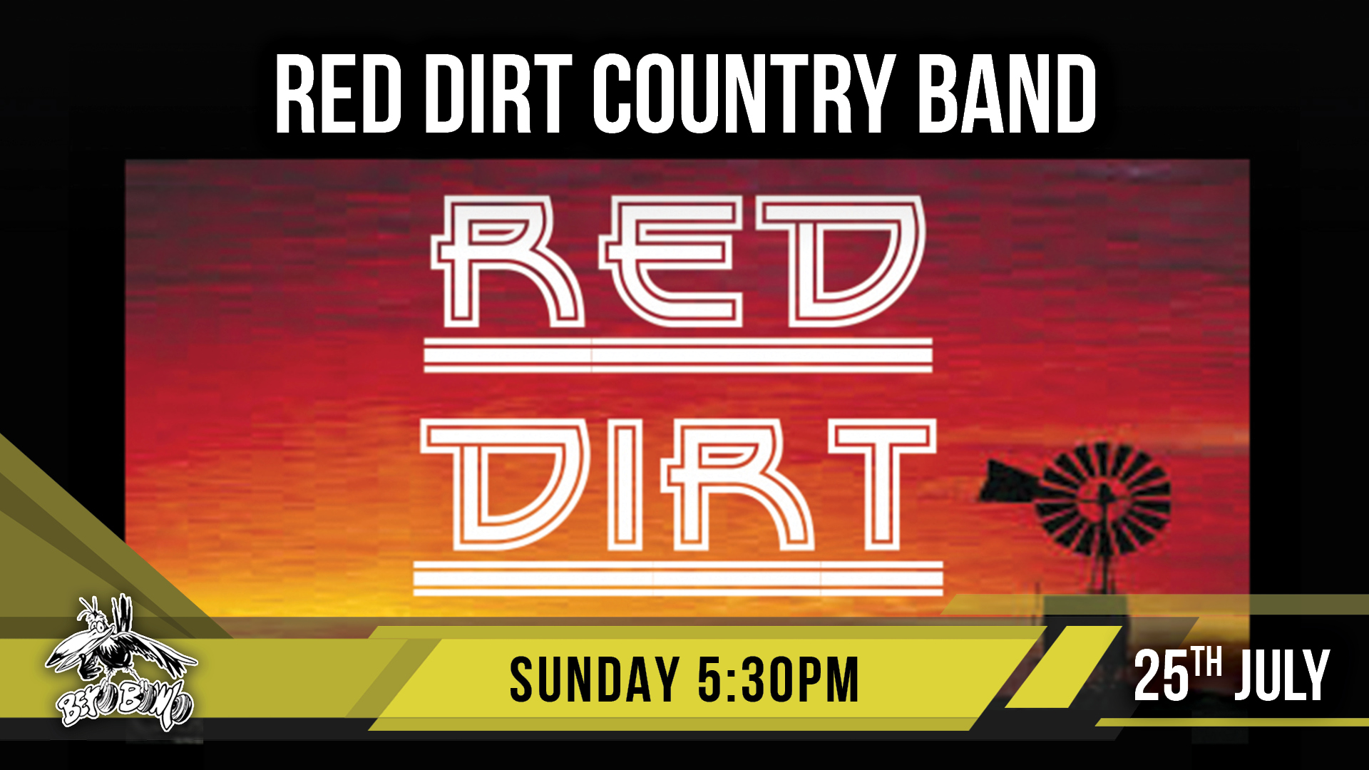 Red Dirt Country Band