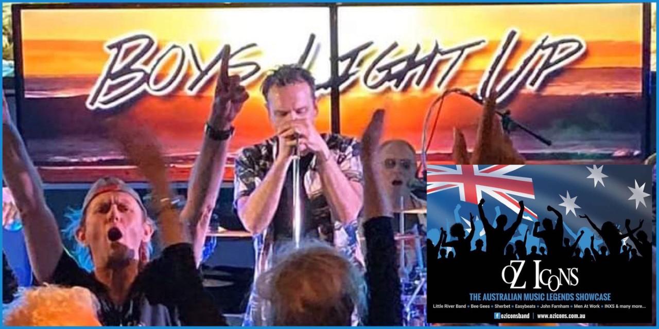 Boys Light Up/Oz Icons – Bradford Hotel, Rutherford