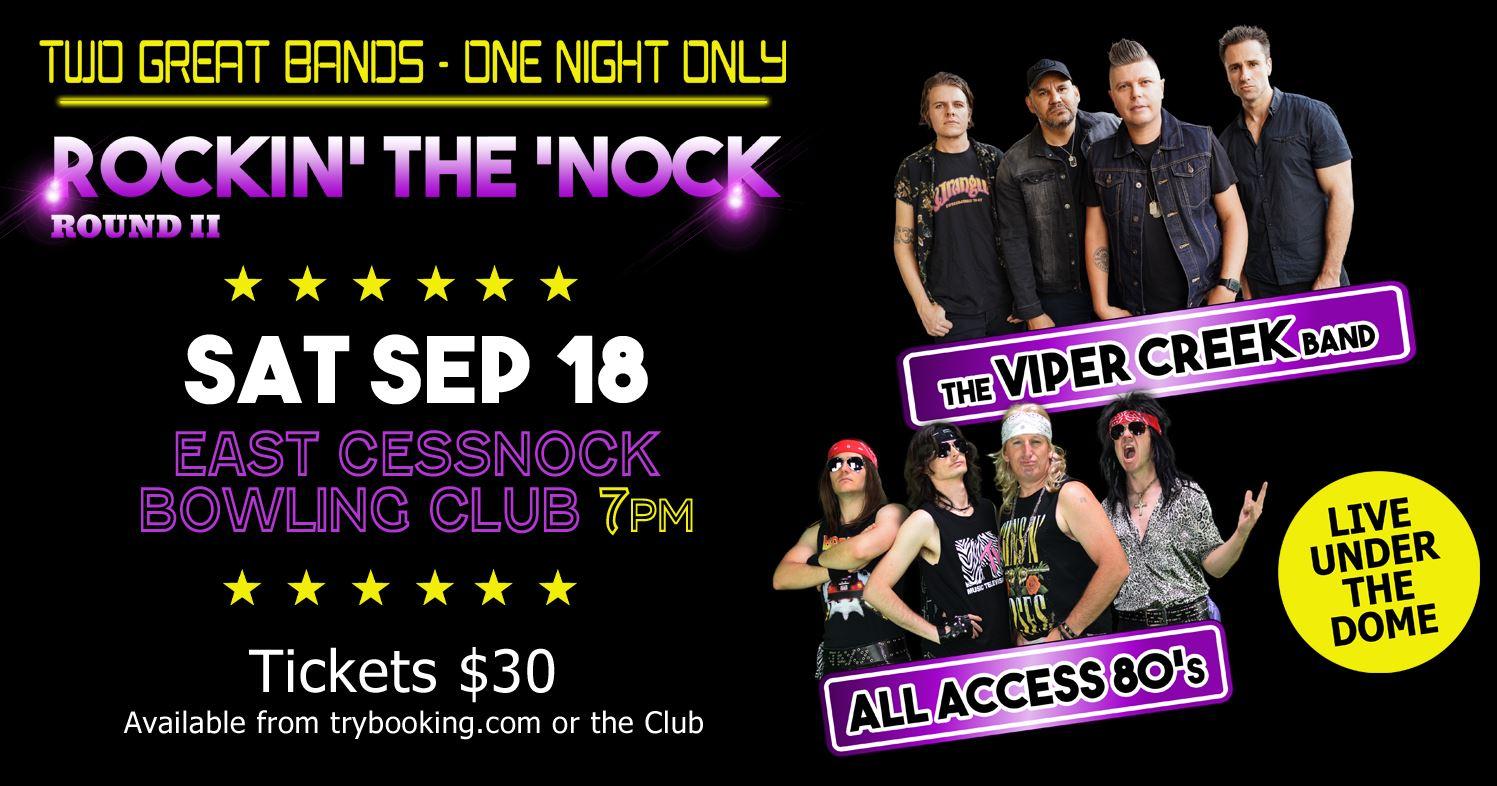 Rockin' the 'Nock-  ROUND 2