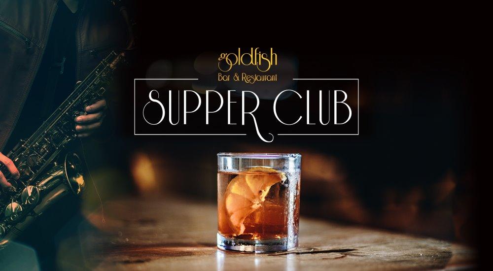 SUPPER CLUB – Mitch Williamson Trio