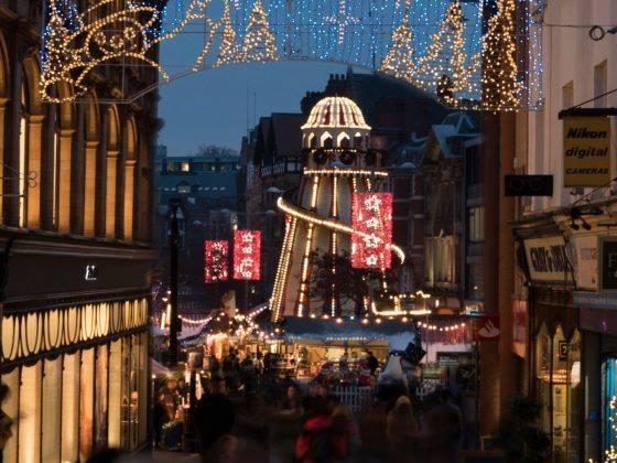 Newcastle Christmas Markets
