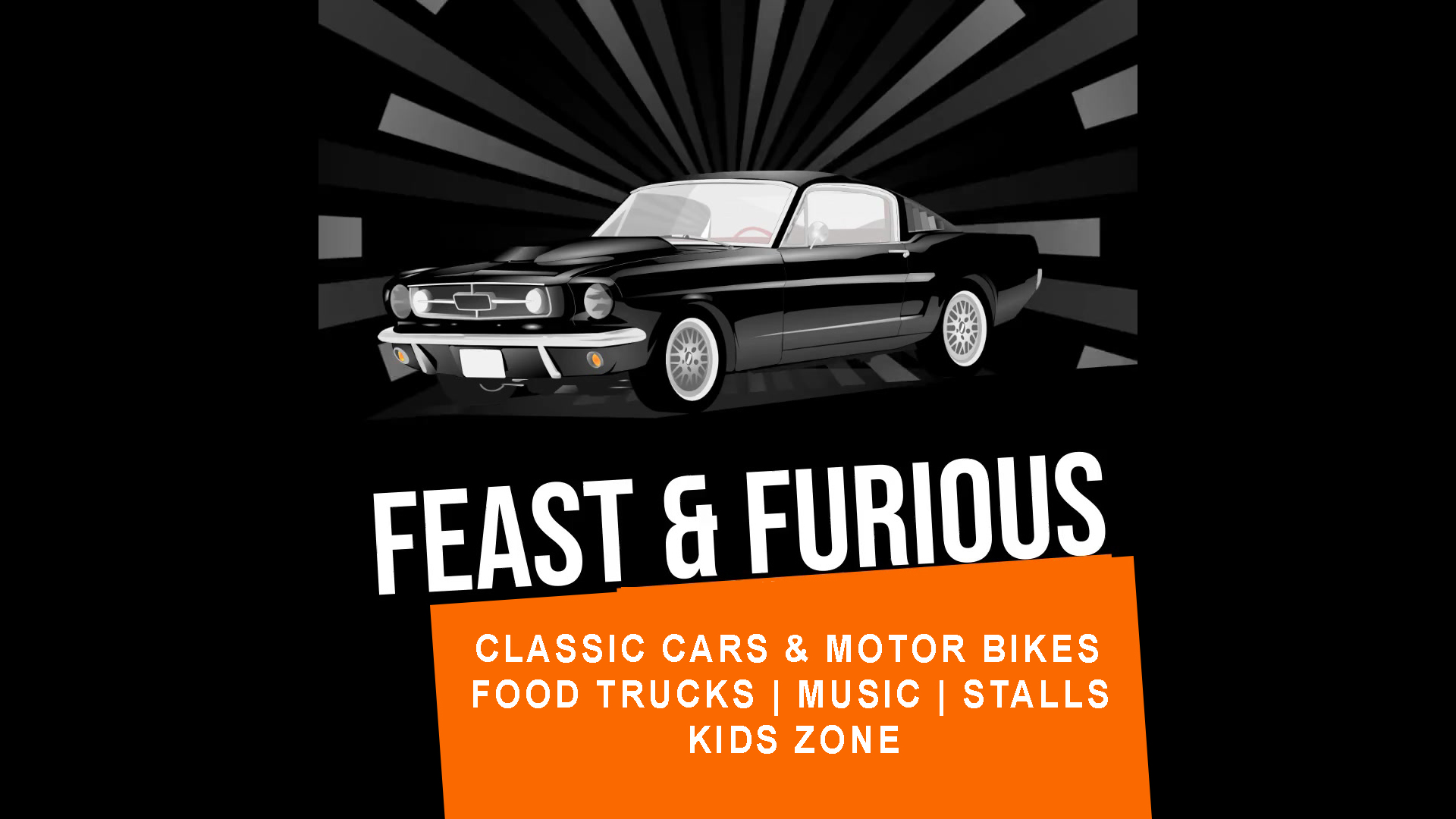 CANCELLED: FEAST & FURIOUS – NEWCASTLE FORESHORE
