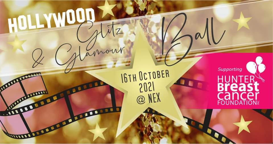 Hollywood Glitz & Glamour Ball for Hunter Breast Cancer Foundation