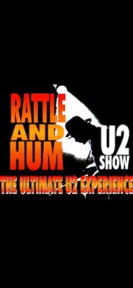 Rattle and Hum U2 show live at lizottes Newcastle