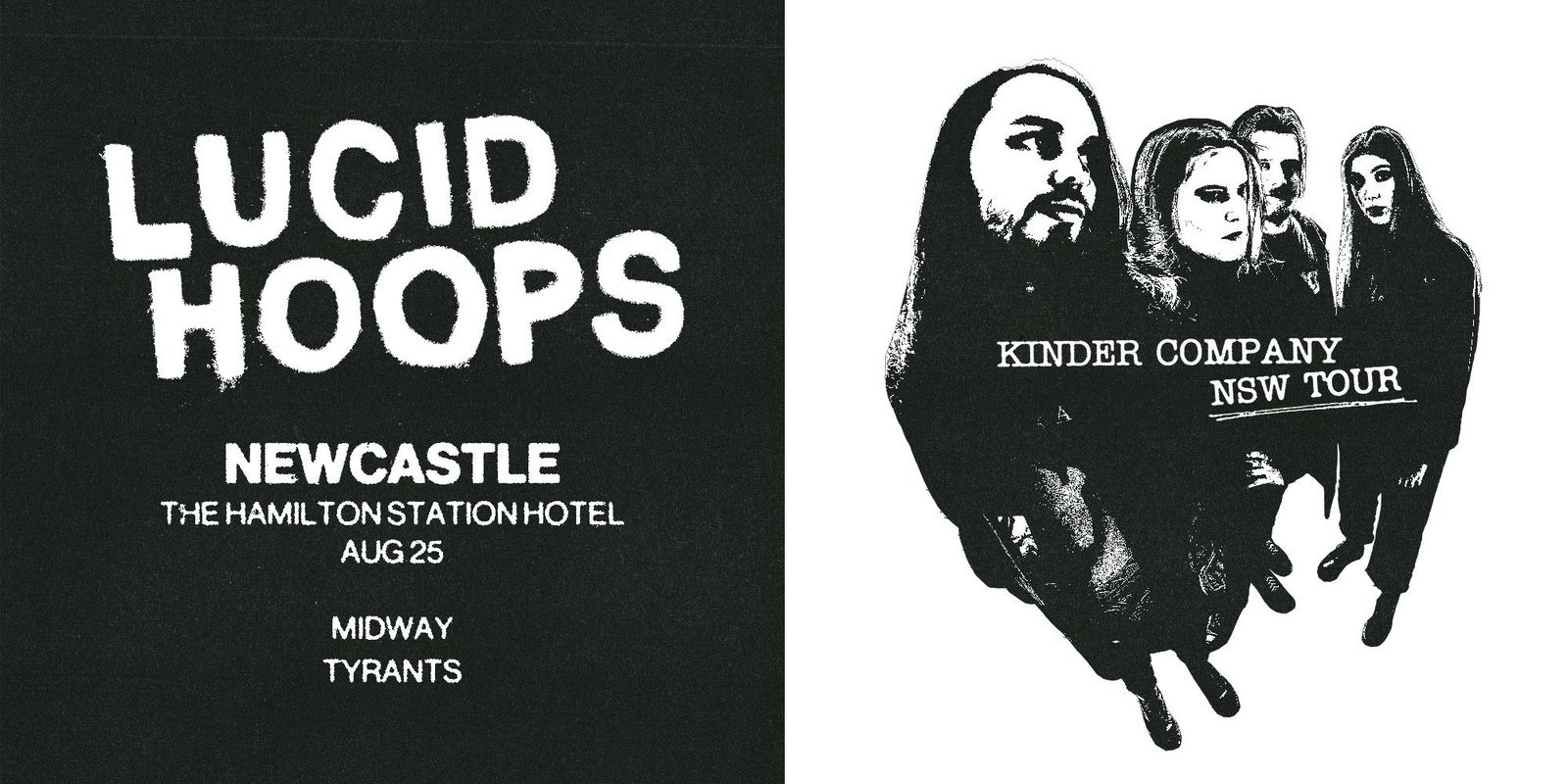 Lucid Hoops 'Kinder Company NSW Tour' – Newcastle