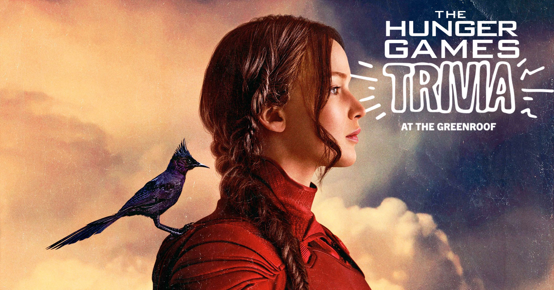 The Hunger Games TRIVIA at The Greenroof