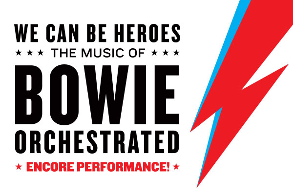 We Can Be Heroes – Bowie Orchestrated