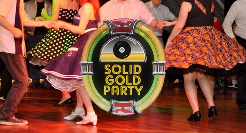 Solid Gold Party Night @ The Bradford Hotel