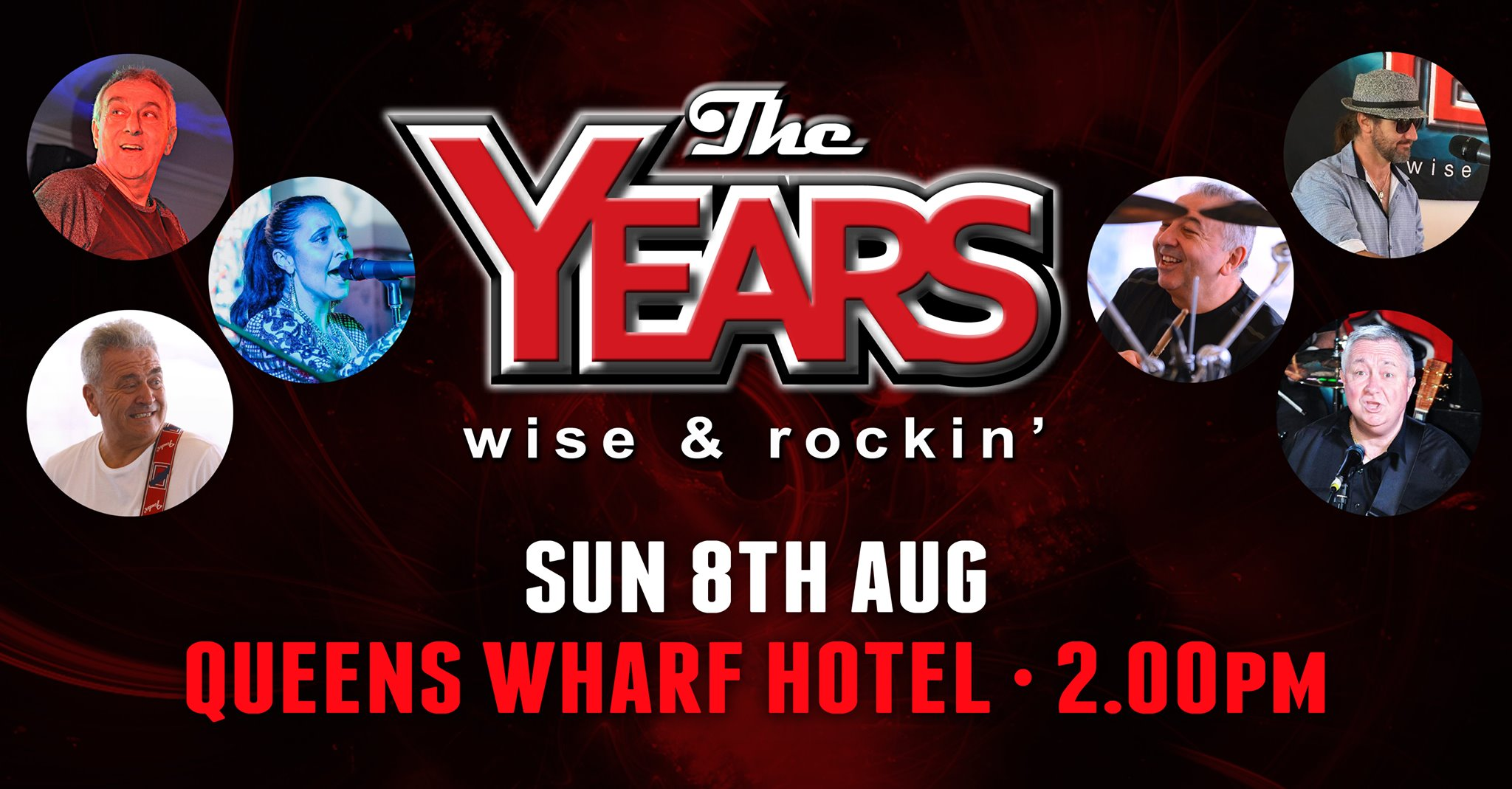 The Years at Queens Wharf Hotel