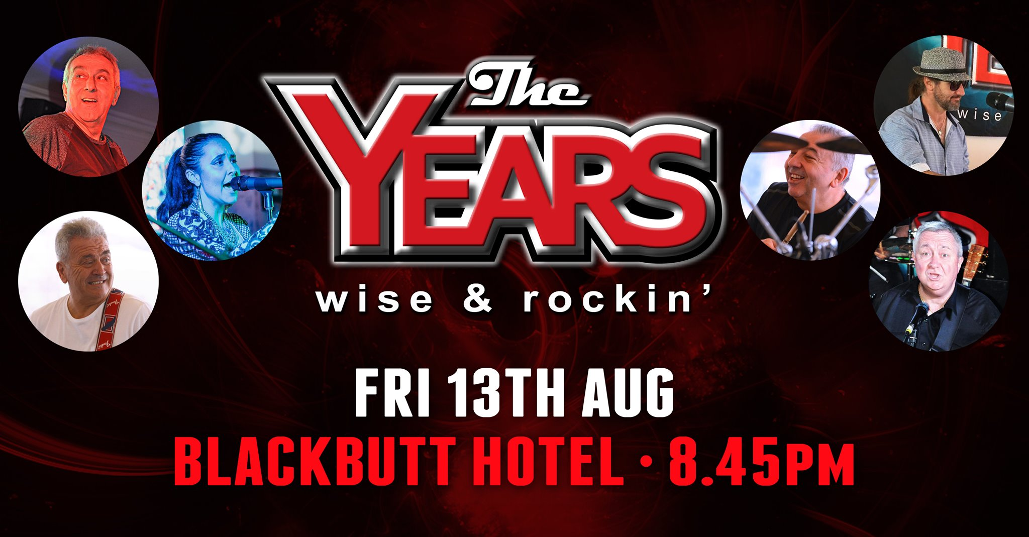 The Years at Blackbutt Hotel