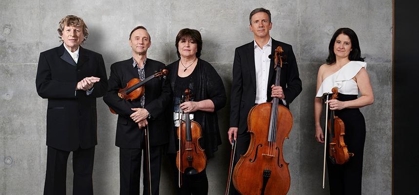 Musica Viva: Goldner String Quartet