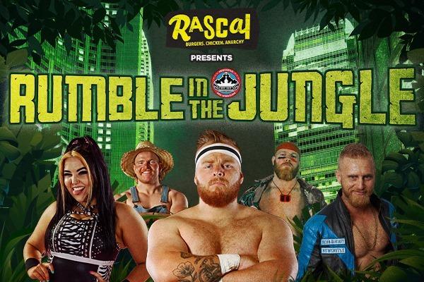 "Rascal Presents ""Rumble in the Jungle"""