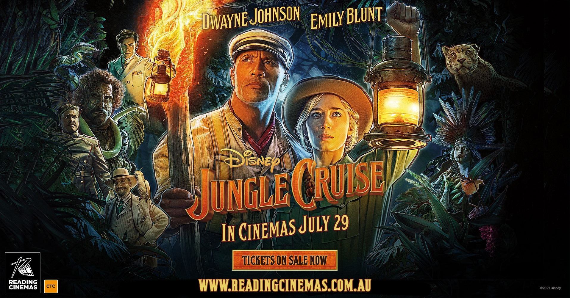 See It First – Disney's Jungle Cruise