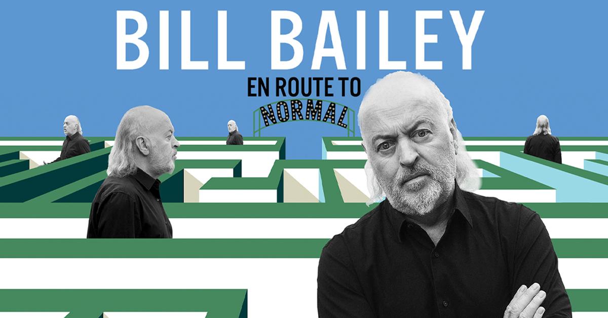 Bill Bailey | Newcastle (2nd show)