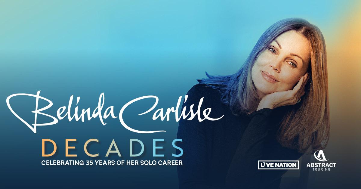 Belinda Carlisle | Newcastle