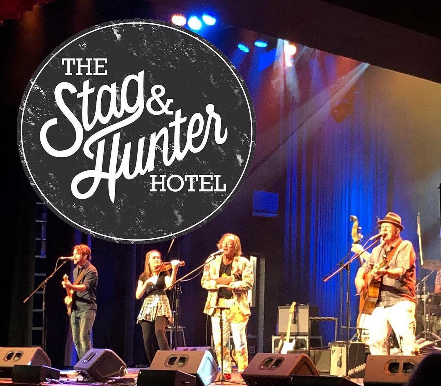 The Bushwackers 50th Anniversary Tour @ The Stag & Hunter