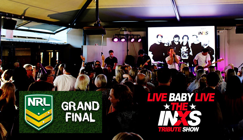 INXS Tribute @ Bateau Bay Hotel Pre-show for NRL Grand Final
