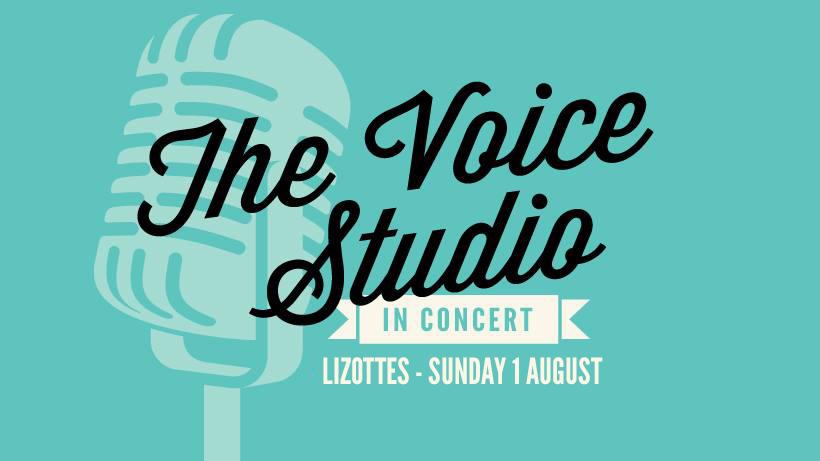The Voice Studio – In Concert