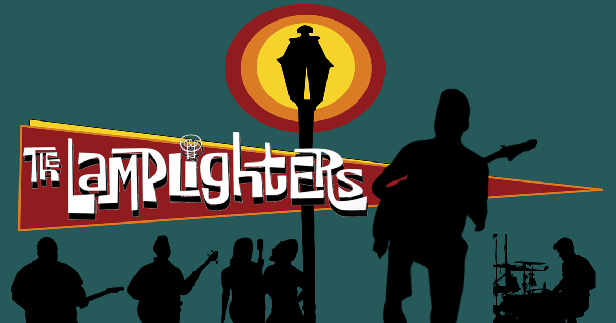 """The Lamplighters – """"Soul-ing"""" at Edgeworth Sport and Rec Club."""