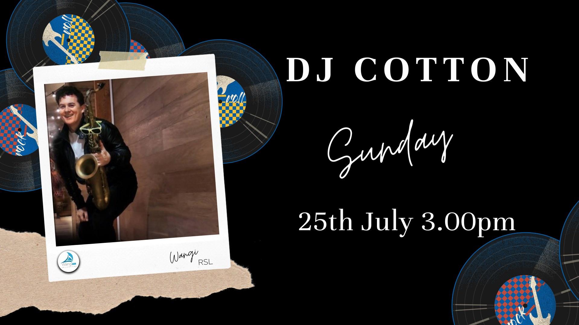 DJ Cotton