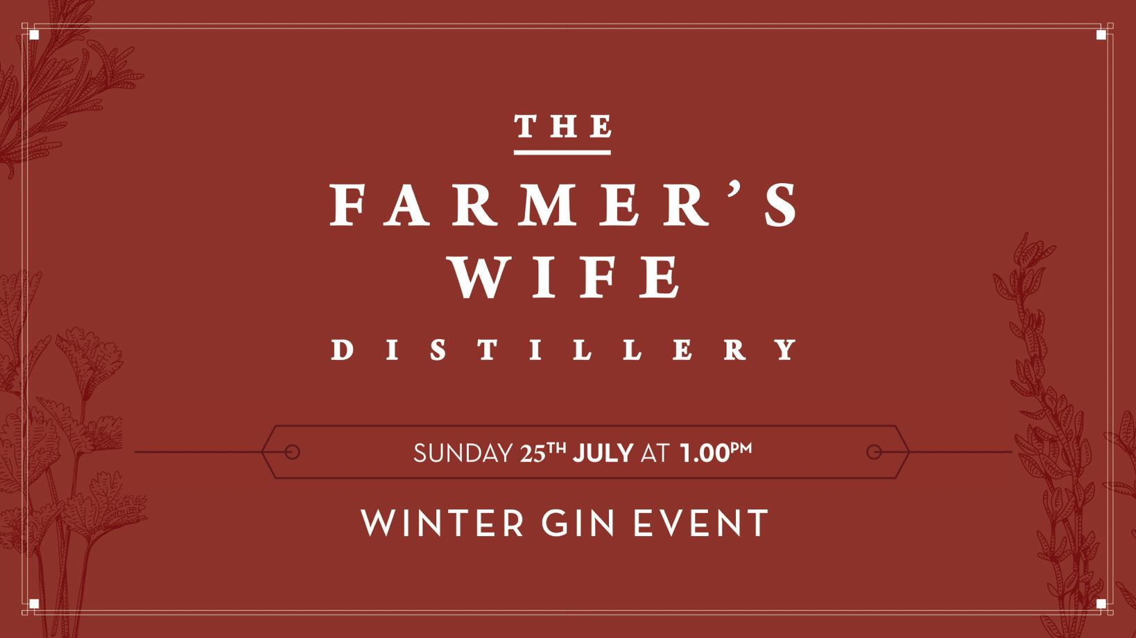 The Farmer's Wife Luncheon at The Nags Head