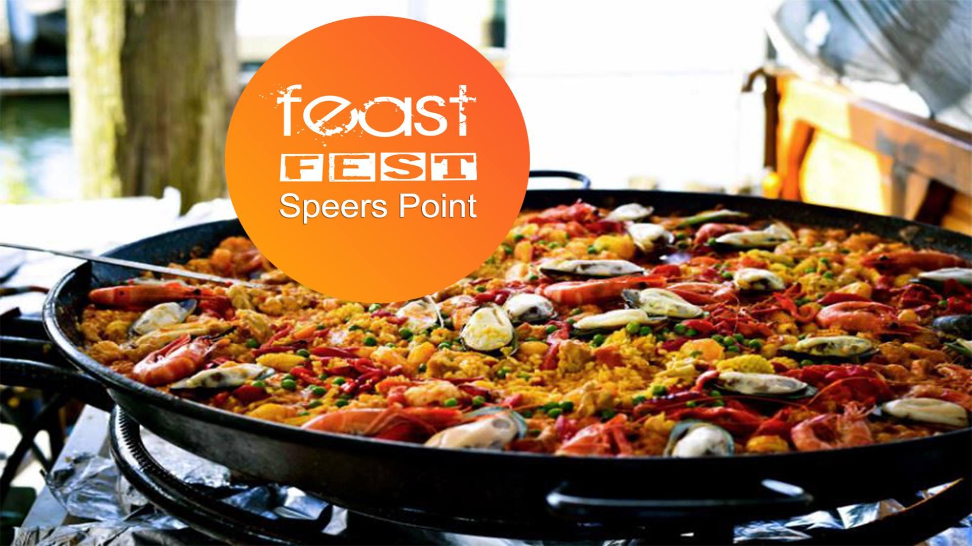 FEAST FEST TWILIGHT FOOD MARKET – SPEERS POINT PARK